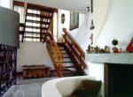 Escada e Caixilho em Ipê