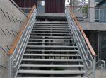 Escada metálica Box 298