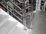 Escada metálica Academia Runner
