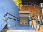 Corrimão de Escada do Auditório Simon Bolivar - Memorial da América Latina