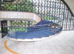 Corrimão do Foyer do Auditório Simon Bolivar - Memorial da América Latina