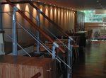 Corrimão de Escada da Häagen Dazs