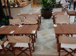 As Mesas e cadeiras da ProGecto